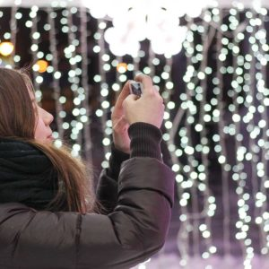 Burlington's Festival of Lights